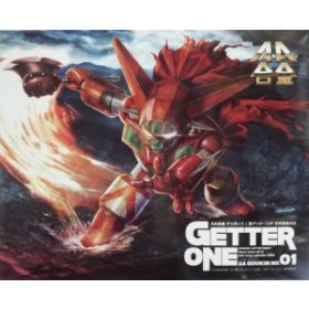 Getter Robo Armageddon AA Alloy Getter 1 by Arcadia
