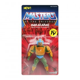 Masters of the Universe Vintage Collection Action Figure Man-At-Arms