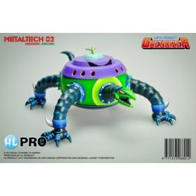 Goldrake Metaltech 02 Giru Giru