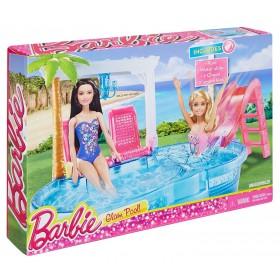Glam Pool Barbie