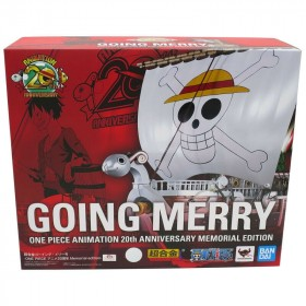 Going Merry One Piece 20th Memorial Edition