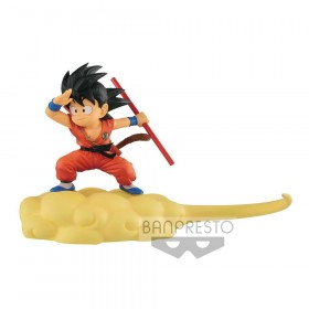 Dragonball Kintoun Figure Son Goku on Flying Nimbus Normal Color Ver