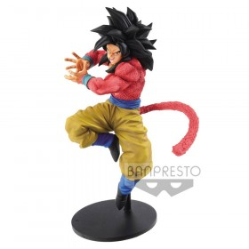 Dragonball GT Figure Super Saiyan 4 Goku x10 Kamehameha Ver.
