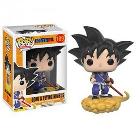 POP Animation Dragonball Z Goku and Flying