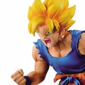 Dragon Ball Dramatic Showcase Son Goku Super Saiyan Banpresto