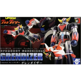 Dynamite Action! Series No.19 Grendizer