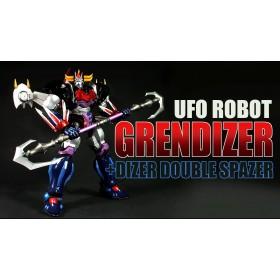 EX Gokin, UFO Robot Grendizer (Dizer + Double Spazer) by Fewture