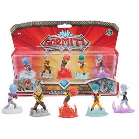 Gormiti Heroes Pack