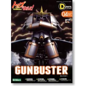 Gunbuster D-Style model kit