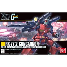 Guncannon HGUC Bandai