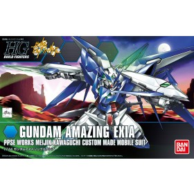 Gundam Amazing Exia HGBF