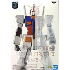 Mobile Suit Gundam Statue Internal Structure RX-78-2 Gundam Ver. A