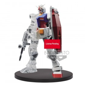 Mobile Suit Gundam Statue Internal Structure RX-78-2 Gundam Weapon Ver. A