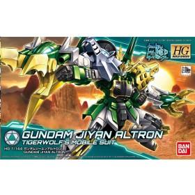 HGBD Gundam Jiyan Altron