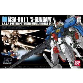 HGUC Gundam-s MSA-0011
