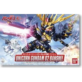 BB Unicorn Gundam 02 Banshee 380