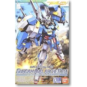GN-001/hs-A01 Gundam Avalanche Exia Bandai