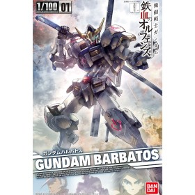 Gundam Barbatos by Bandai