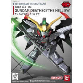 SD Gundam Deathscythe hell EW EX STD 012 Bandai