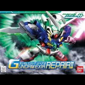 BB Gundam Exia Repair 2 Bandai