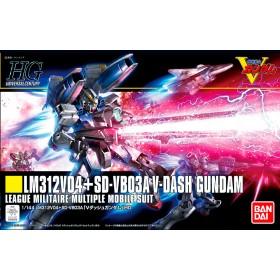 V-Dash Gundam HGUC Bandai