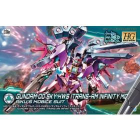 Gundam 00 Sky HWS Trans AM
