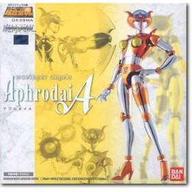 Soul of Chogokin GX-08MA APHRODAI