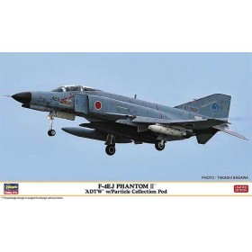 F-4EJ PHANTOM II ADTW w/Particle Collection Pod