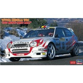 Toyota Corolla WRC 2000 Monte Carlo Rally