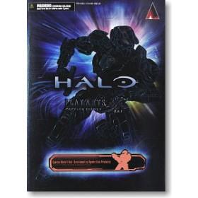 Halo Combat EV Spartan Mark 5 Red