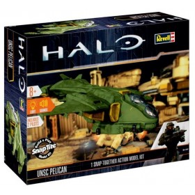 Build & Play UNSC-Pelican with light & sound Revell