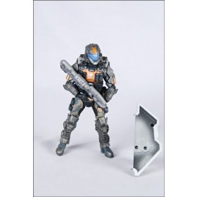 Halo Anniversary Halo 3 ODST Dutch Action figure