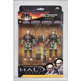 Halo Reach 2PK S.3 UNSC TRP Medic & Radio