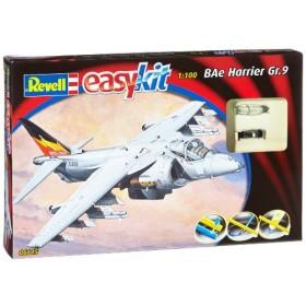 Hawker Harrier Easy kit Revell