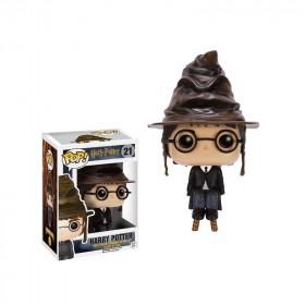 HARRY POTTER - POP Vinyl 21 Harry Potter Sorting Hat Ltd Ed