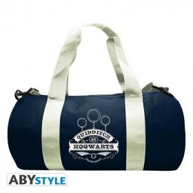 "HARRY POTTER - Sport bag ""Quidditch""- Navy/White"