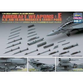 Aircraft Weapons set E