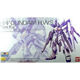 MG Gundam Hi nu ver-ka clear version Bandai