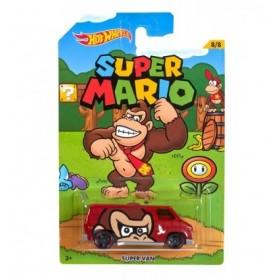 Mattel Super Mario Hot Wheels Super Van