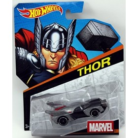 Hot Wheels Thor car
