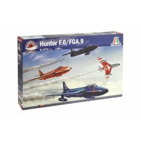 Hunter F.6/FGA.9 Italeri