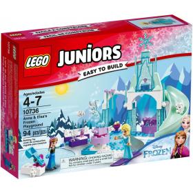 Il castello di ghiaccio di Elsa e Anna NEW 03-2017 lego 10736