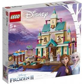 Lego Disney Frozen II Il villaggio del Castello di Arendelle