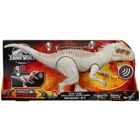 Indominus Rex - Jurassic World Dinosauro con luci e suoni