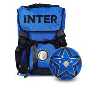 Zaino Inter con pallone