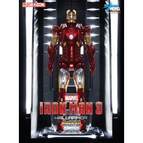 Iron Man 3 Hall of ArmorMk VII Multi Poseable Dragon