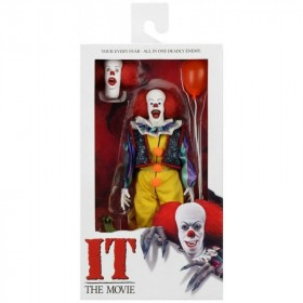 Pennywise clothed action figure 1990