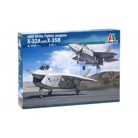 Project JSF X-32 X-35B