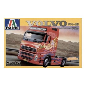 Volvo FH16 Globetrotter XL by Italeri