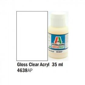 Gloss Clear Acryl 4632AP